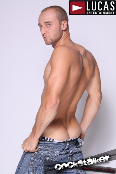 James Hawk - Gay Model - Lucas Entertainment