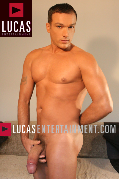 Johnny Hanson - Gay Model - Lucas Entertainment