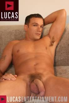 Johnny Hanson - Gay Model - Lucas Entertainment