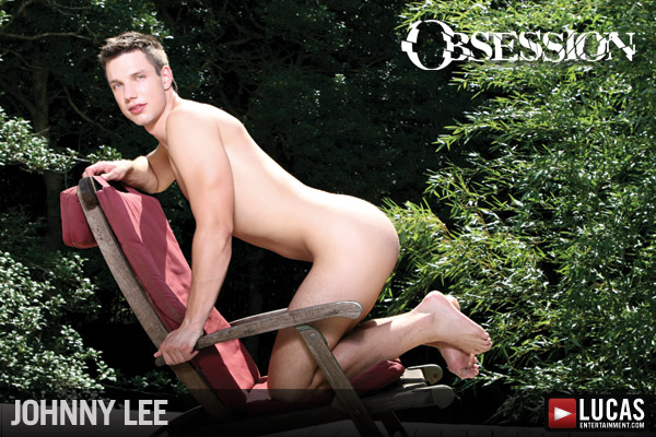 Johnny Lee - Gay Model - Lucas Entertainment