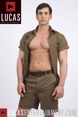 Matt Cole - Gay Model - Lucas Entertainment