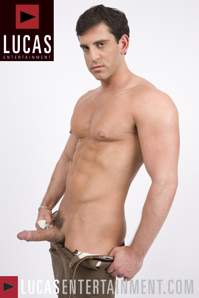 Matt Cole - Gay Model - Lucas Entertainment