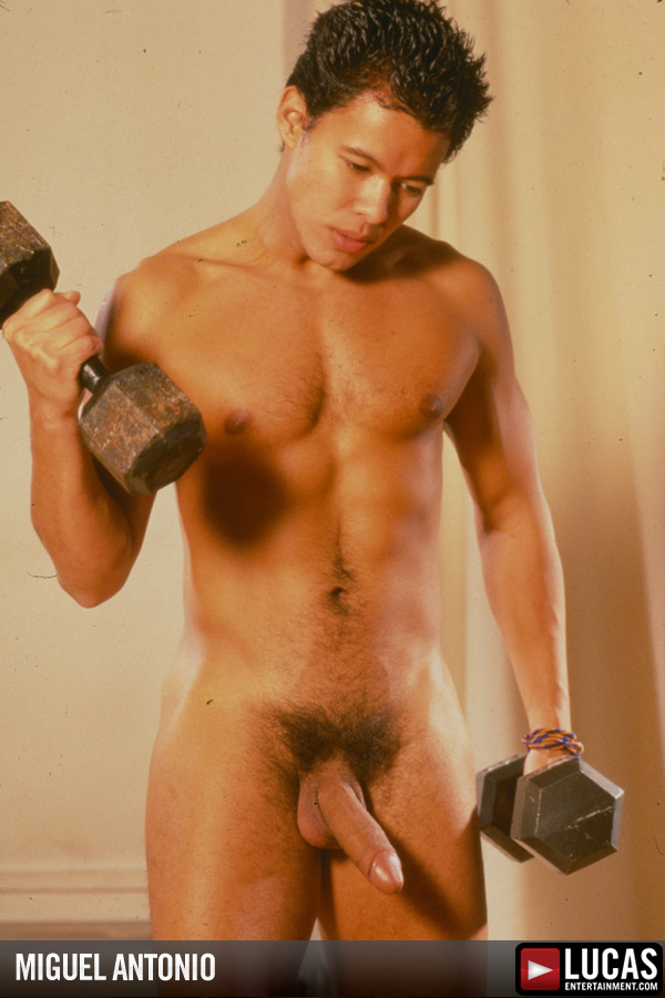 Miguel Antonio - Gay Model - Lucas Entertainment