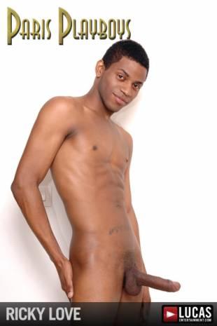 Ricky Love - Gay Model - Lucas Entertainment