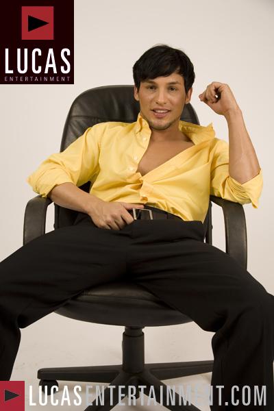 Christian Cruz - Gay Model - Lucas Entertainment