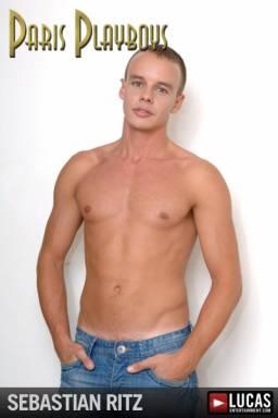 Sebastian Ritz - Gay Model - Lucas Entertainment