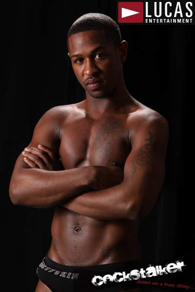 Treshawn Valentino - Gay Model - Lucas Entertainment