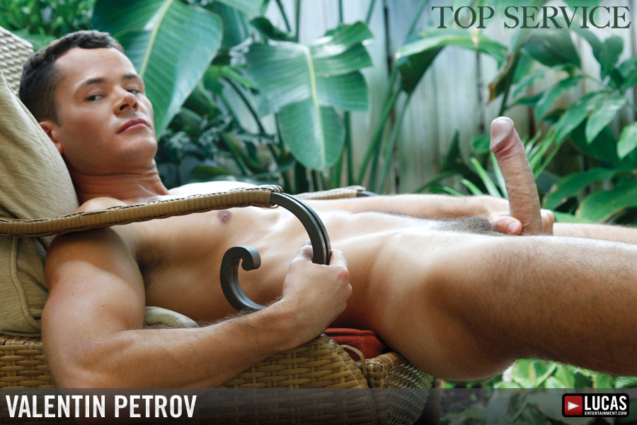 Valentin Petrov - Gay Model - Lucas Entertainment