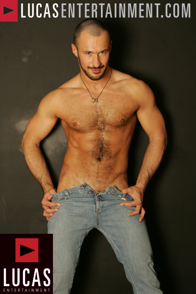 Wilfried Knight - Gay Model - Lucas Entertainment
