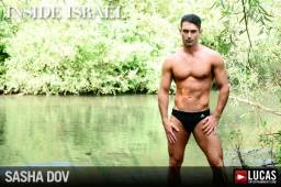 Sasha Dov - Gay Model - Lucas Entertainment