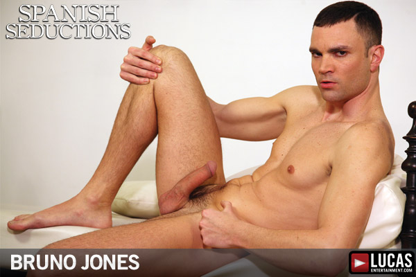 Bruno Jones - Gay Model - Lucas Entertainment
