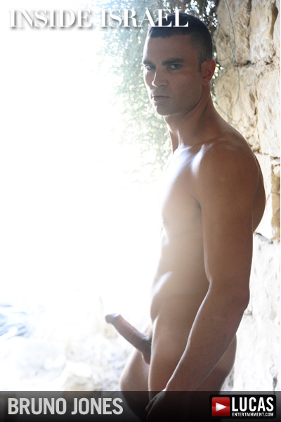 Bruno Jones - Gay Model - Lucas Entertainment