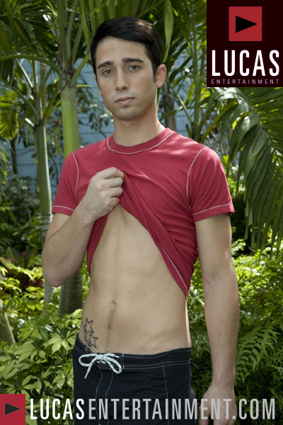 Luke Stevens - Gay Model - Lucas Entertainment