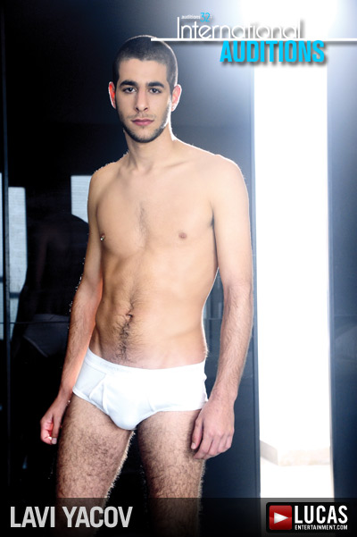 Lavi Yacov - Gay Model - Lucas Entertainment