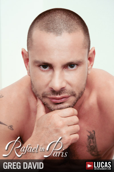 Greg David - Gay Model - Lucas Entertainment