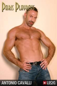 Antonio Cavalli - Gay Model - Lucas Entertainment