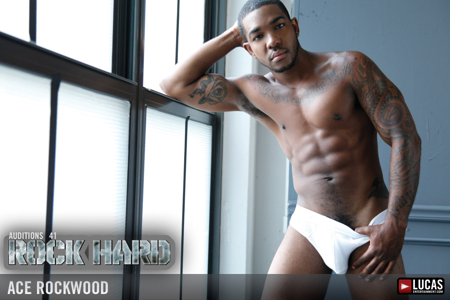 Ace Rockwood - Gay Model - Lucas Entertainment