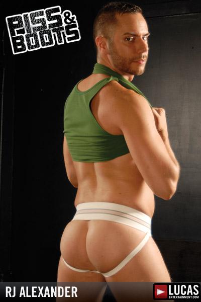 R.J. Alexander - Gay Model - Lucas Entertainment