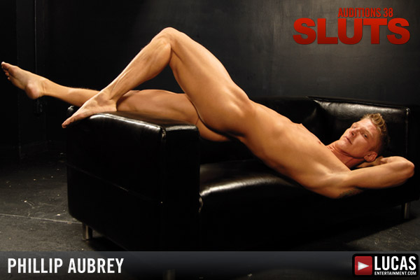 Phillip Aubrey - Gay Model - Lucas Entertainment