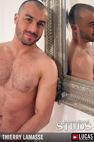 Thierry Lamasse - Gay Model - Lucas Entertainment