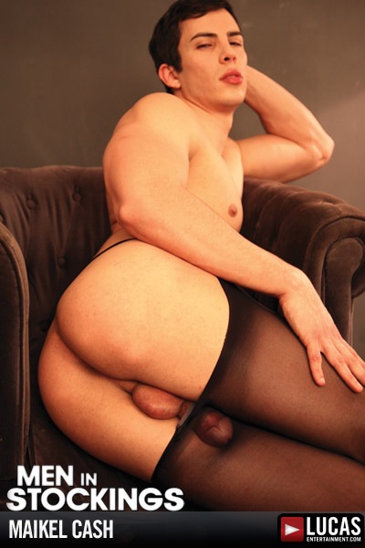 Maikel Cash - Gay Model - Lucas Entertainment