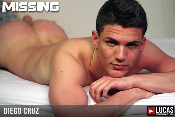 Diego Cruz - Gay Model - Lucas Entertainment