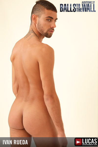 Ivan Rueda - Gay Model - Lucas Entertainment