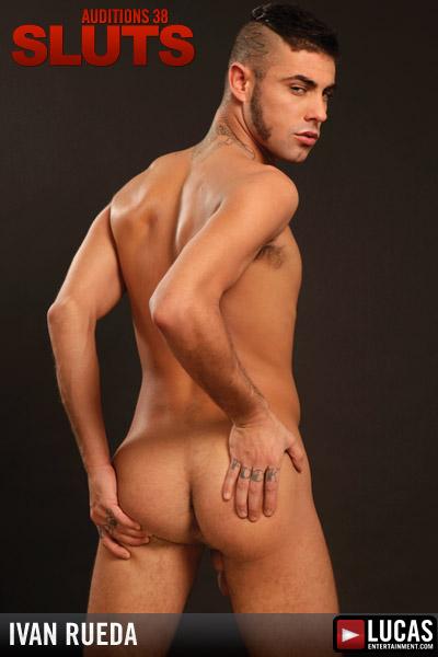 Ivan Rueda - Gay Model - Lucas Entertainment