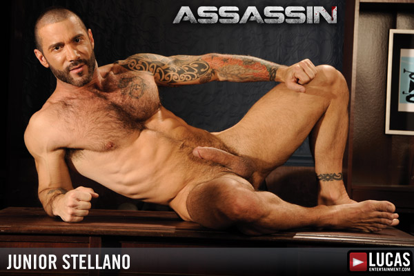 Junior Stellano - Gay Model - Lucas Entertainment