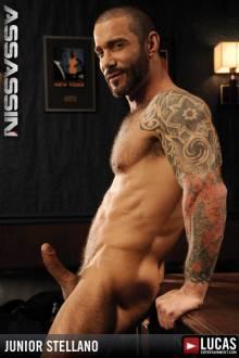 Junior Stellano - Gay Model - Lucas Entertainment