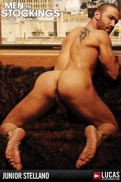 Junior Stellano Gay Porn