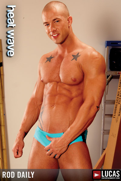 Rod Daily - Gay Model - Lucas Entertainment
