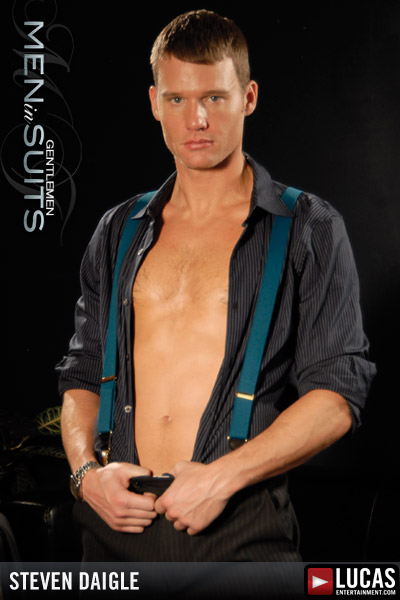 Steven Daigle - Gay Model - Lucas Entertainment