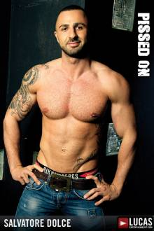 Salvatore Dolce - Gay Model - Lucas Entertainment