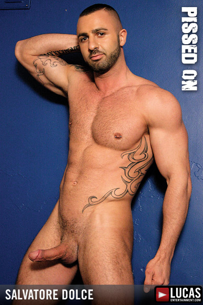 Salvatore Dolce - Gay Model - Lucas Entertainment