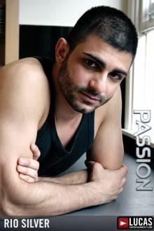 Rio Silver - Gay Model - Lucas Entertainment