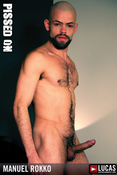 Manuel Rokko - Gay Model - Lucas Entertainment
