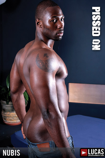 Nubius - Gay Model - Lucas Entertainment