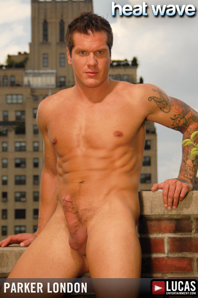 Parker London - Gay Model - Lucas Entertainment