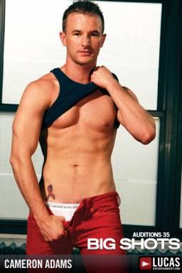Cameron Adams - Gay Model - Lucas Entertainment