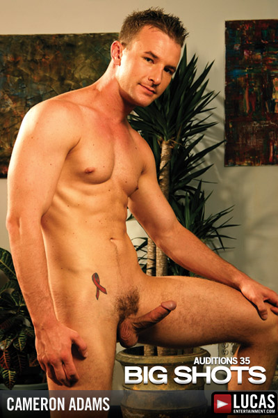Cameron Adams - Gay Model - Lucas Entertainment