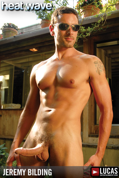Jeremy Bilding - Gay Model - Lucas Entertainment