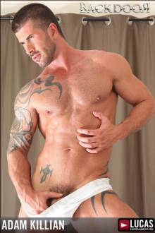 Adam Killian - Gay Model - Lucas Entertainment