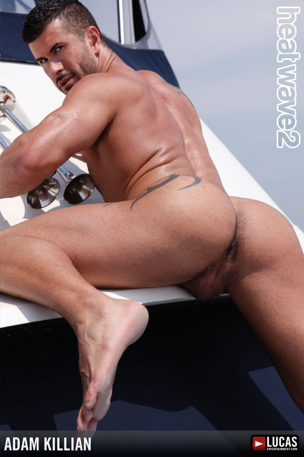 Adam Killian - Gay Model - Lucas Entertainment