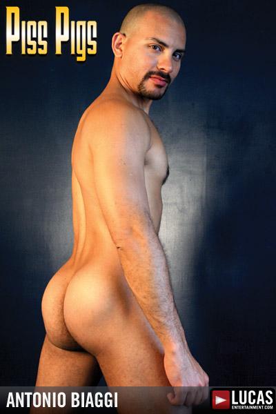 Antonio Biaggi - Gay Model - Lucas Entertainment