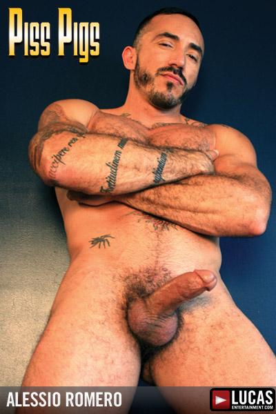 Alessio Romero - Gay Model - Lucas Entertainment