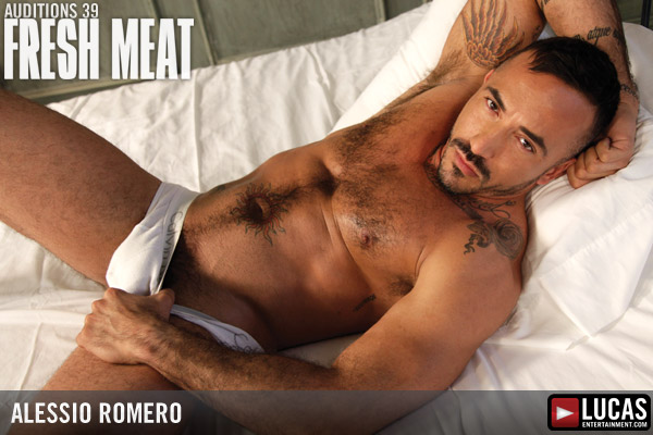Alessio Romero - Gay Model - Lucas Entertainment