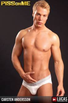 Carsten Andersson - Gay Model - Lucas Entertainment