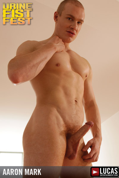 Aaron Mark - Gay Model - Lucas Entertainment