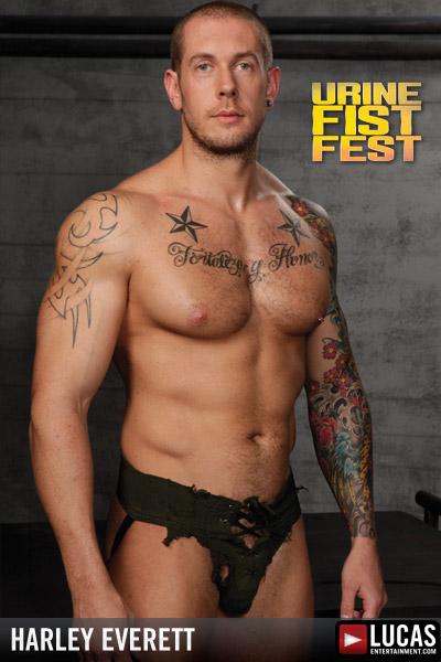 Harley Everett - Gay Model - Lucas Entertainment